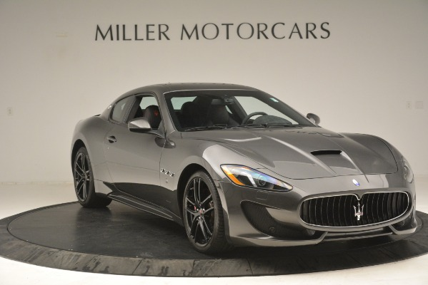 Used 2017 Maserati GranTurismo GT Sport Special Edition for sale Sold at Pagani of Greenwich in Greenwich CT 06830 11