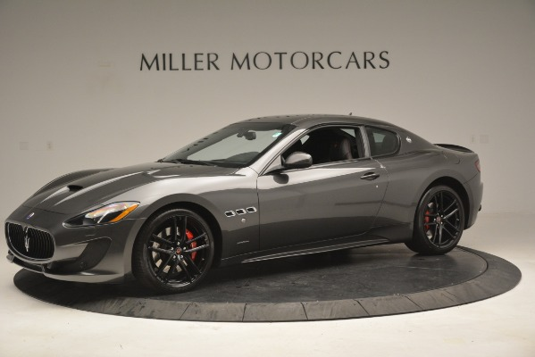 Used 2017 Maserati GranTurismo GT Sport Special Edition for sale Sold at Pagani of Greenwich in Greenwich CT 06830 2