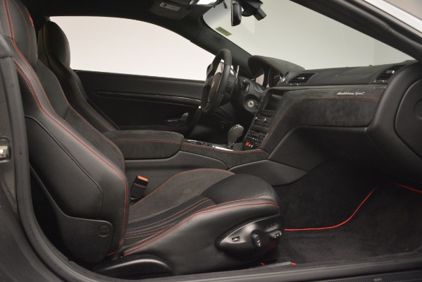 Used 2017 Maserati GranTurismo GT Sport Special Edition for sale Sold at Pagani of Greenwich in Greenwich CT 06830 21