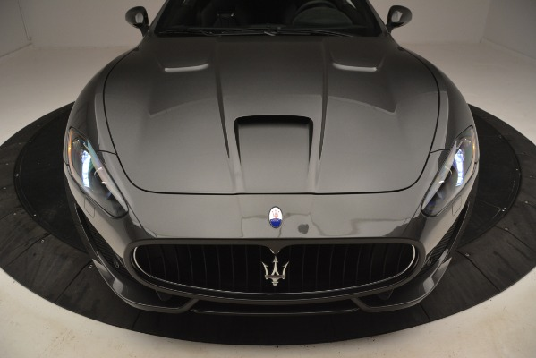 Used 2017 Maserati GranTurismo GT Sport Special Edition for sale Sold at Pagani of Greenwich in Greenwich CT 06830 23