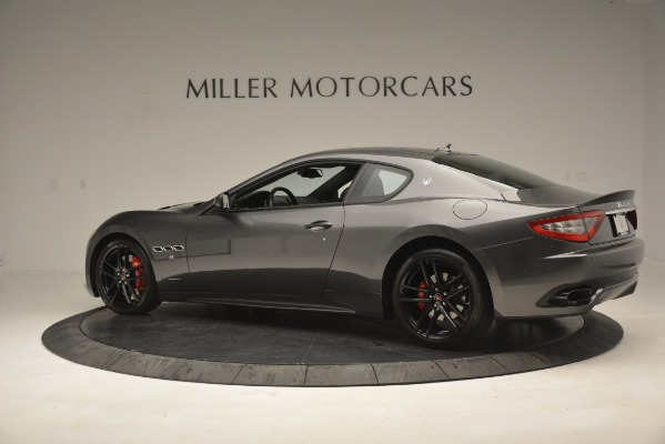 Used 2017 Maserati GranTurismo GT Sport Special Edition for sale Sold at Pagani of Greenwich in Greenwich CT 06830 4
