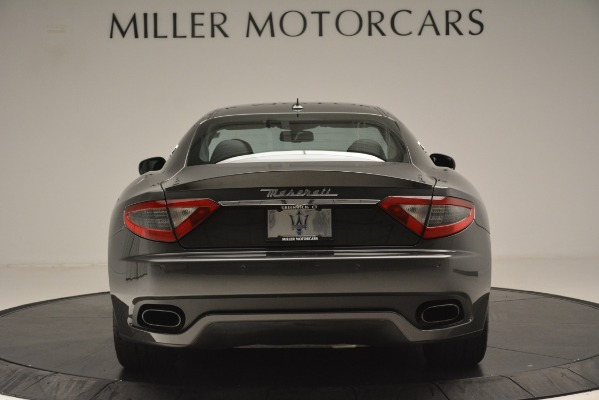 Used 2017 Maserati GranTurismo GT Sport Special Edition for sale Sold at Pagani of Greenwich in Greenwich CT 06830 6