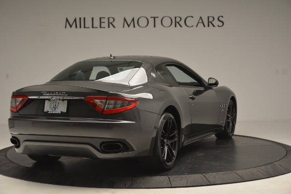 Used 2017 Maserati GranTurismo GT Sport Special Edition for sale Sold at Pagani of Greenwich in Greenwich CT 06830 7