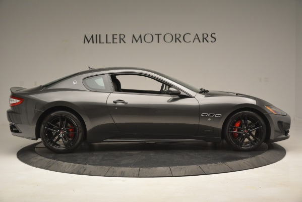 Used 2017 Maserati GranTurismo GT Sport Special Edition for sale Sold at Pagani of Greenwich in Greenwich CT 06830 9
