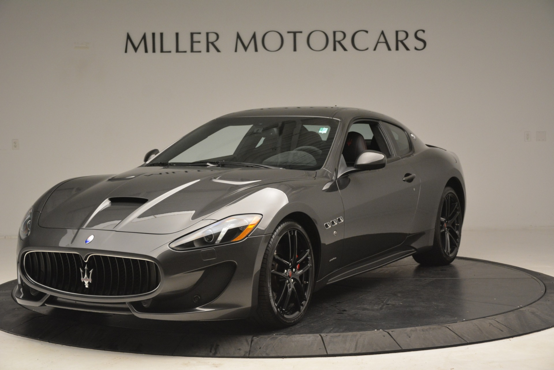 Used 2017 Maserati GranTurismo GT Sport Special Edition for sale Sold at Pagani of Greenwich in Greenwich CT 06830 1