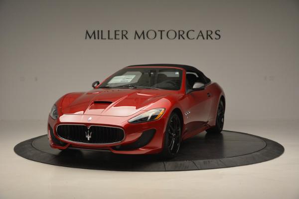 New 2017 Maserati GranTurismo Sport Special Edition for sale Sold at Pagani of Greenwich in Greenwich CT 06830 2