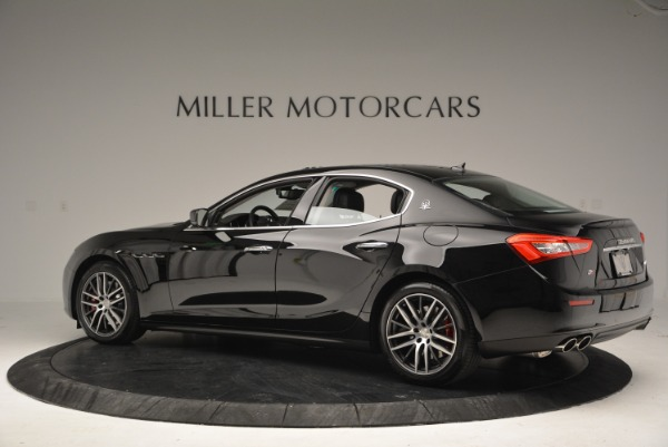 Used 2016 Maserati Ghibli S Q4  EX-LOANER for sale Sold at Pagani of Greenwich in Greenwich CT 06830 4