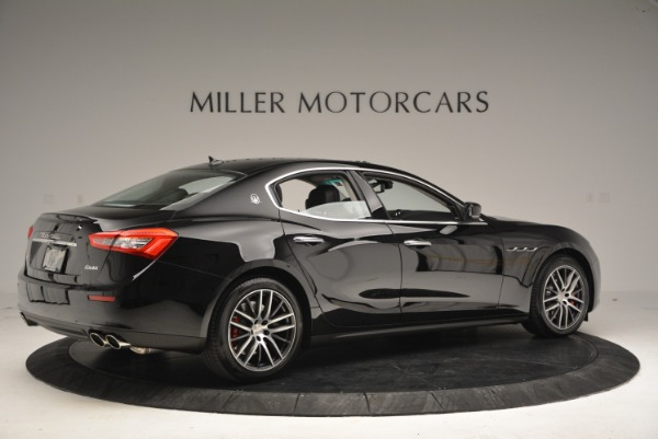 Used 2016 Maserati Ghibli S Q4  EX-LOANER for sale Sold at Pagani of Greenwich in Greenwich CT 06830 8