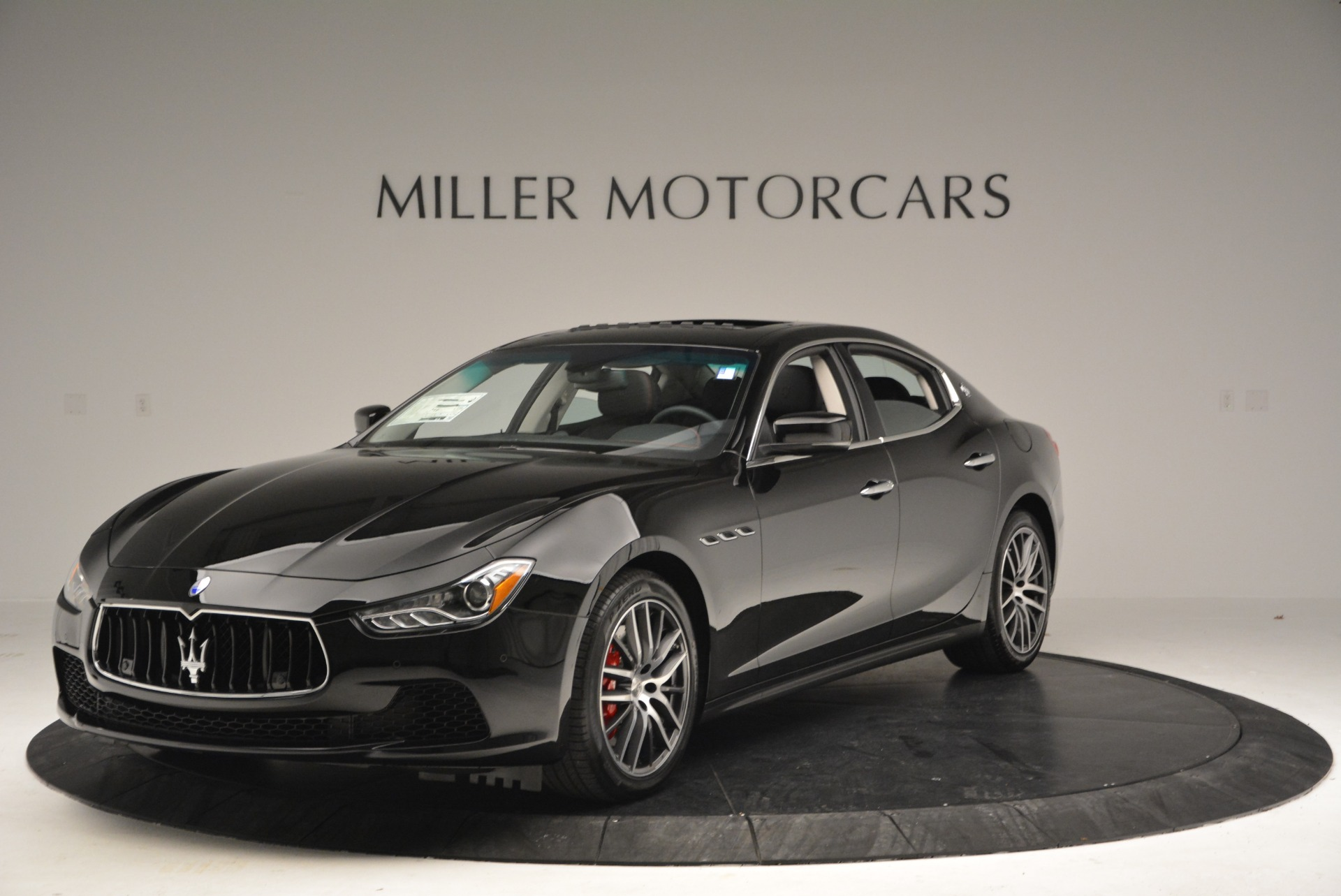 Used 2016 Maserati Ghibli S Q4  EX-LOANER for sale Sold at Pagani of Greenwich in Greenwich CT 06830 1