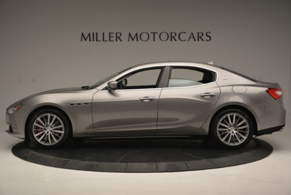 Used 2016 Maserati Ghibli S Q4  EX- LOANER for sale Sold at Pagani of Greenwich in Greenwich CT 06830 3