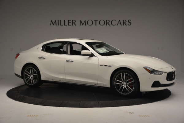 Used 2016 Maserati Ghibli S Q4  EX-LOANER for sale Sold at Pagani of Greenwich in Greenwich CT 06830 10