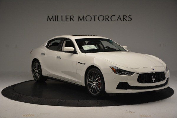 Used 2016 Maserati Ghibli S Q4  EX-LOANER for sale Sold at Pagani of Greenwich in Greenwich CT 06830 11