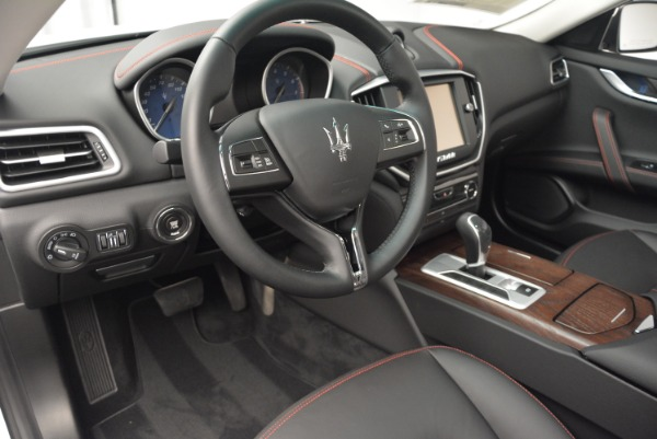 Used 2016 Maserati Ghibli S Q4  EX-LOANER for sale Sold at Pagani of Greenwich in Greenwich CT 06830 13