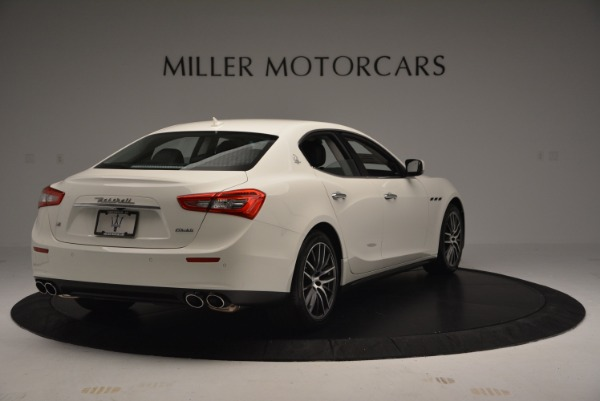 Used 2016 Maserati Ghibli S Q4  EX-LOANER for sale Sold at Pagani of Greenwich in Greenwich CT 06830 7