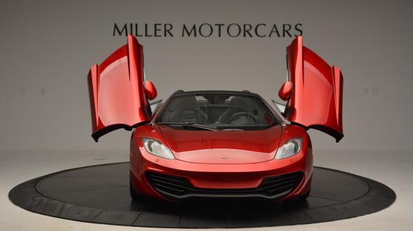 Used 2013 McLaren 12C Spider for sale Sold at Pagani of Greenwich in Greenwich CT 06830 13