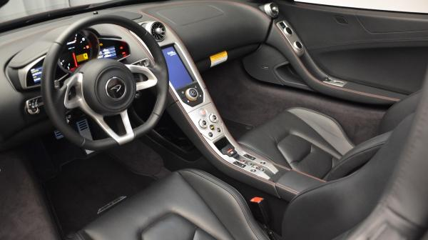 Used 2013 McLaren 12C Spider for sale Sold at Pagani of Greenwich in Greenwich CT 06830 22