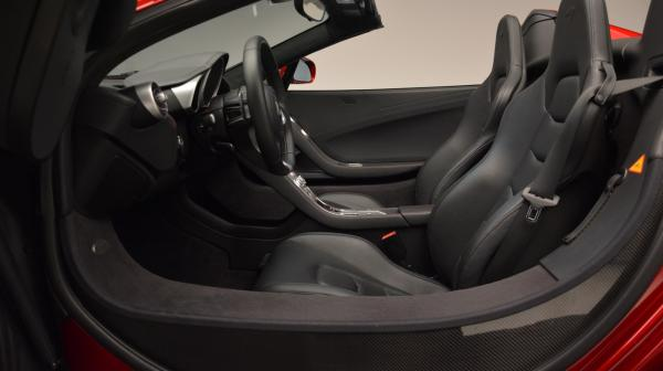 Used 2013 McLaren 12C Spider for sale Sold at Pagani of Greenwich in Greenwich CT 06830 23