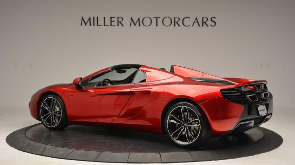Used 2013 McLaren 12C Spider for sale Sold at Pagani of Greenwich in Greenwich CT 06830 4