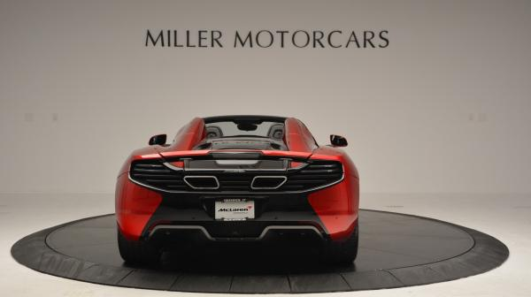 Used 2013 McLaren 12C Spider for sale Sold at Pagani of Greenwich in Greenwich CT 06830 6