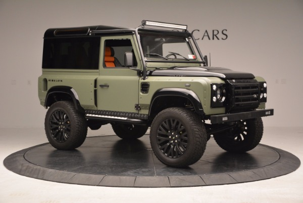 Used 1997 Land Rover Defender 90 for sale Sold at Pagani of Greenwich in Greenwich CT 06830 10
