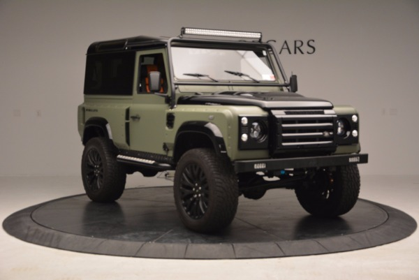 Used 1997 Land Rover Defender 90 for sale Sold at Pagani of Greenwich in Greenwich CT 06830 11
