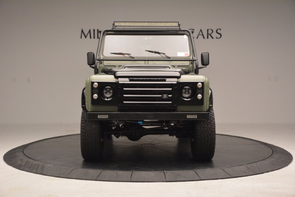 Used 1997 Land Rover Defender 90 for sale Sold at Pagani of Greenwich in Greenwich CT 06830 12