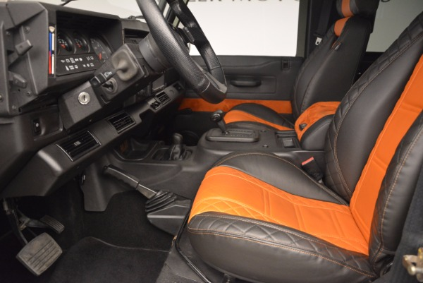 Used 1997 Land Rover Defender 90 for sale Sold at Pagani of Greenwich in Greenwich CT 06830 14
