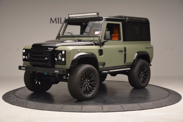 Used 1997 Land Rover Defender 90 for sale Sold at Pagani of Greenwich in Greenwich CT 06830 2