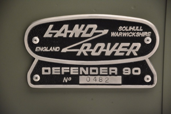 Used 1997 Land Rover Defender 90 for sale Sold at Pagani of Greenwich in Greenwich CT 06830 25
