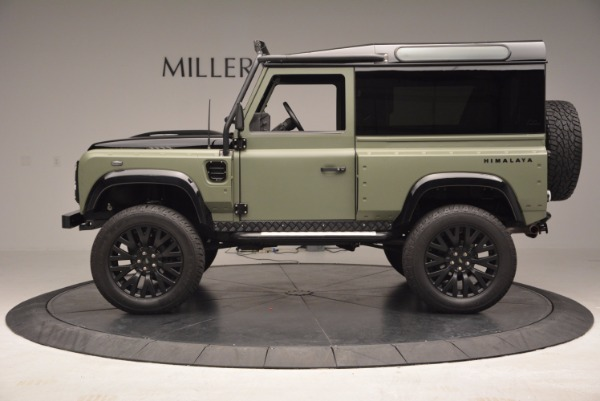 Used 1997 Land Rover Defender 90 for sale Sold at Pagani of Greenwich in Greenwich CT 06830 3