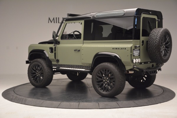 Used 1997 Land Rover Defender 90 for sale Sold at Pagani of Greenwich in Greenwich CT 06830 4