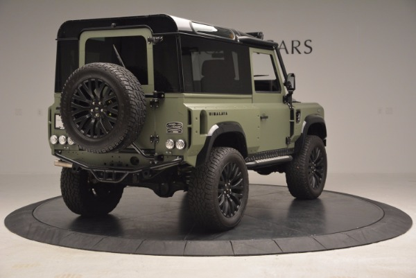 Used 1997 Land Rover Defender 90 for sale Sold at Pagani of Greenwich in Greenwich CT 06830 7