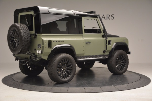 Used 1997 Land Rover Defender 90 for sale Sold at Pagani of Greenwich in Greenwich CT 06830 8