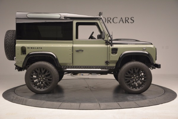 Used 1997 Land Rover Defender 90 for sale Sold at Pagani of Greenwich in Greenwich CT 06830 9