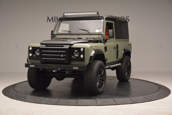 Used 1997 Land Rover Defender 90 for sale Sold at Pagani of Greenwich in Greenwich CT 06830 1