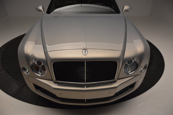 Used 2016 Bentley Mulsanne Speed for sale Sold at Pagani of Greenwich in Greenwich CT 06830 14