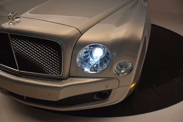 Used 2016 Bentley Mulsanne Speed for sale Sold at Pagani of Greenwich in Greenwich CT 06830 17