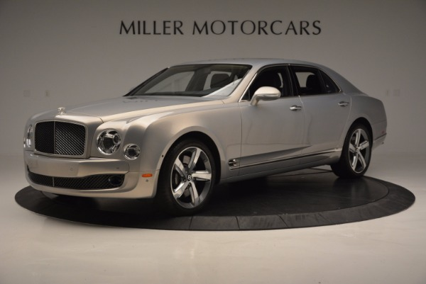 Used 2016 Bentley Mulsanne Speed for sale Sold at Pagani of Greenwich in Greenwich CT 06830 2