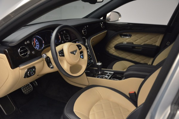 Used 2016 Bentley Mulsanne Speed for sale Sold at Pagani of Greenwich in Greenwich CT 06830 26