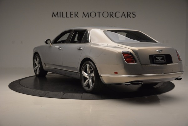 Used 2016 Bentley Mulsanne Speed for sale Sold at Pagani of Greenwich in Greenwich CT 06830 5