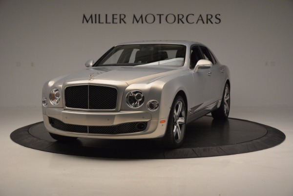 Used 2016 Bentley Mulsanne Speed for sale Sold at Pagani of Greenwich in Greenwich CT 06830 1