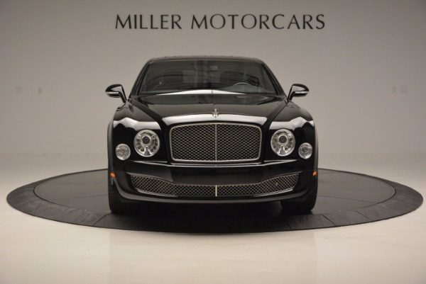 Used 2016 Bentley Mulsanne for sale Sold at Pagani of Greenwich in Greenwich CT 06830 12