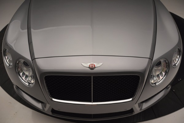 Used 2014 Bentley Continental GT V8 for sale Sold at Pagani of Greenwich in Greenwich CT 06830 13