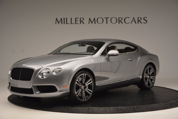 Used 2014 Bentley Continental GT V8 for sale Sold at Pagani of Greenwich in Greenwich CT 06830 2