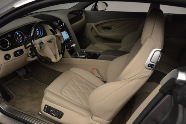 Used 2014 Bentley Continental GT V8 for sale Sold at Pagani of Greenwich in Greenwich CT 06830 21