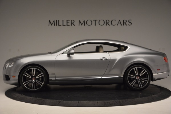 Used 2014 Bentley Continental GT V8 for sale Sold at Pagani of Greenwich in Greenwich CT 06830 3