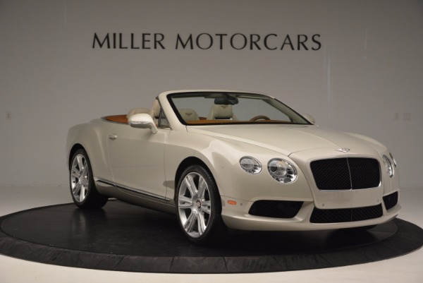 Used 2013 Bentley Continental GTC V8 for sale Sold at Pagani of Greenwich in Greenwich CT 06830 11