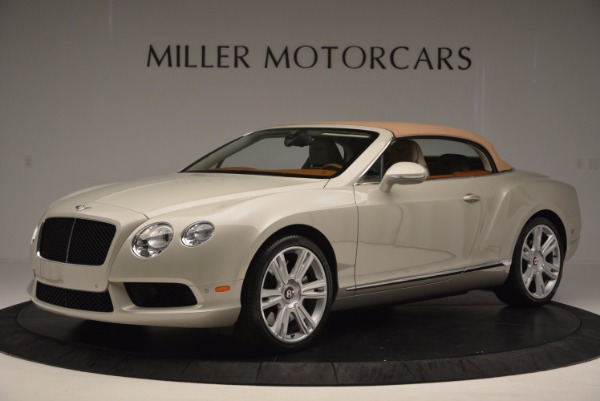 Used 2013 Bentley Continental GTC V8 for sale Sold at Pagani of Greenwich in Greenwich CT 06830 15