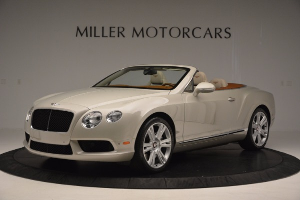 Used 2013 Bentley Continental GTC V8 for sale Sold at Pagani of Greenwich in Greenwich CT 06830 2