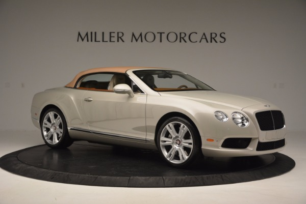 Used 2013 Bentley Continental GTC V8 for sale Sold at Pagani of Greenwich in Greenwich CT 06830 23